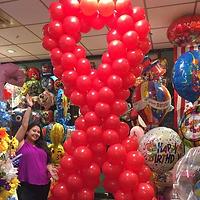 Balloons by Raquel Logo