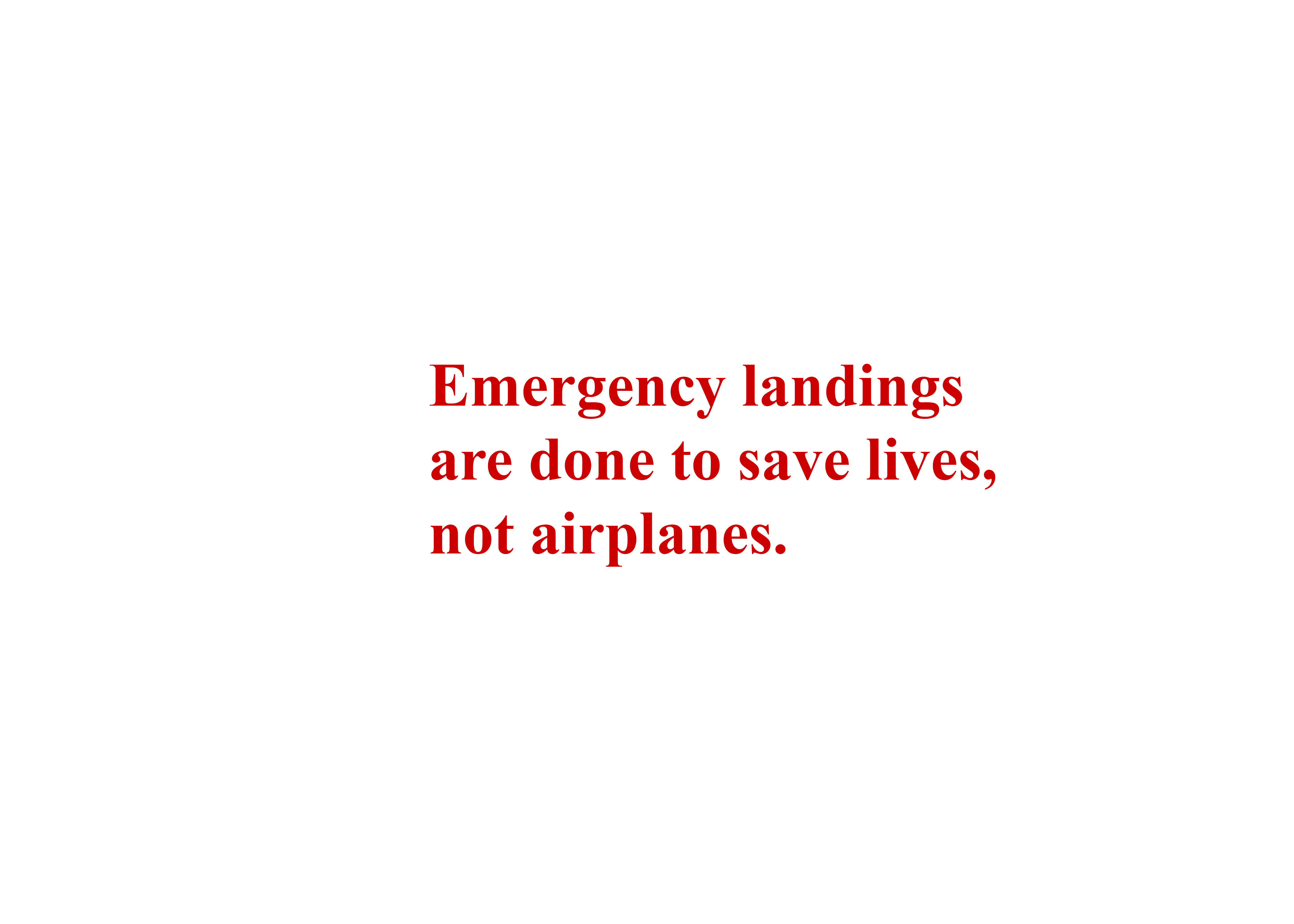 emergency quote