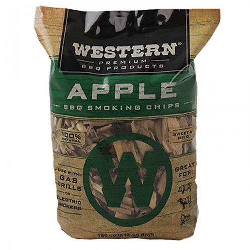 WESTERN APPLE WOOD CHIP