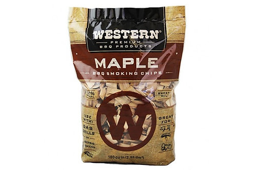 MAPLE WOOD CHIPS 750G