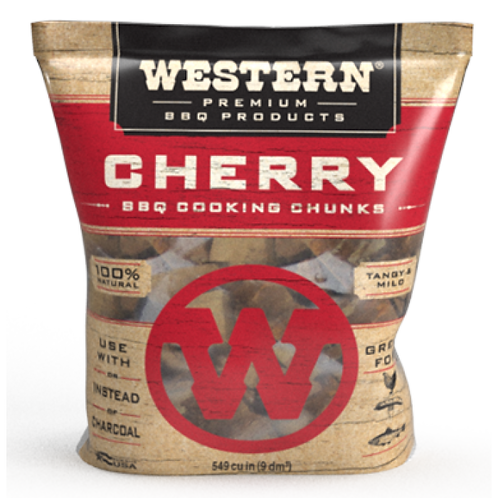 CHERRY WOOD CHUNKS 3.1 KG