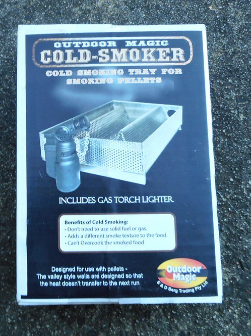 COLD SMOKER TRAY