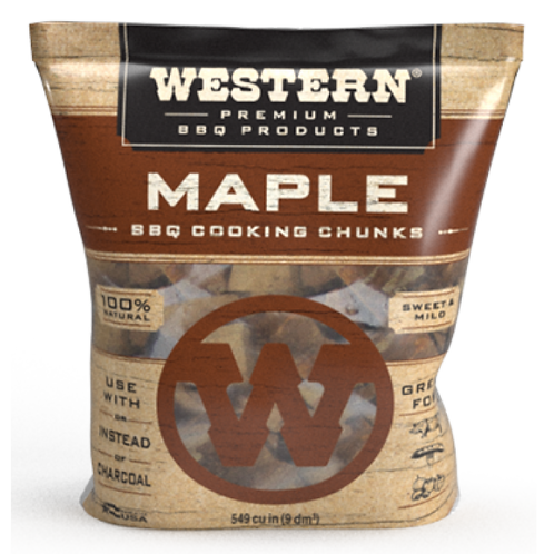 MAPLE WOOD CHUNKS 3.1KG