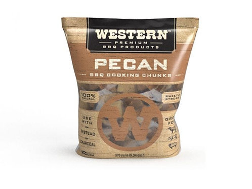 PECAN WOOD CHUNKS 3.1 KG