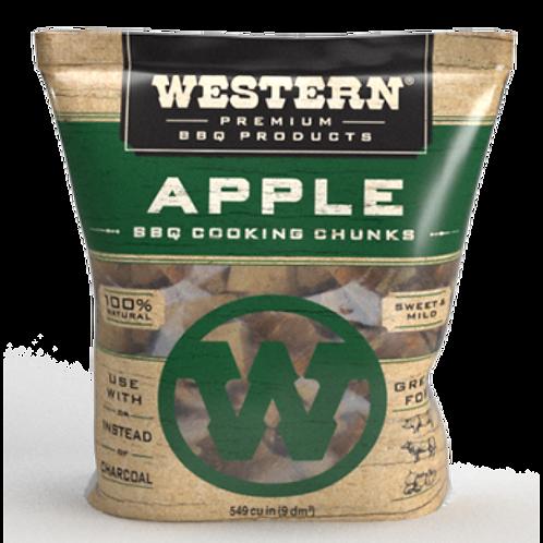 APPLE WOOD CHUNKS 3.1kg