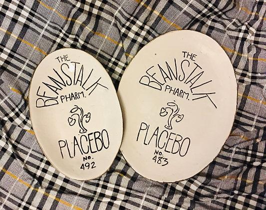 The Beanstalk Pharm. Placebo Appetizer Set of 2