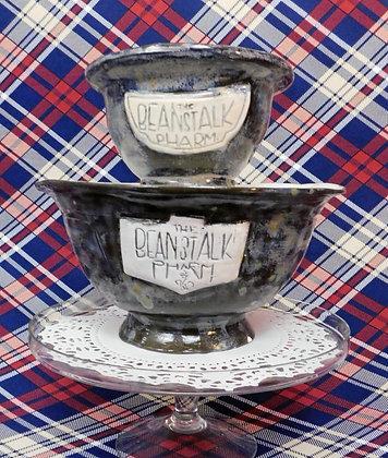 The Beanstalk Pharm. Rx Bowls - Set of 2