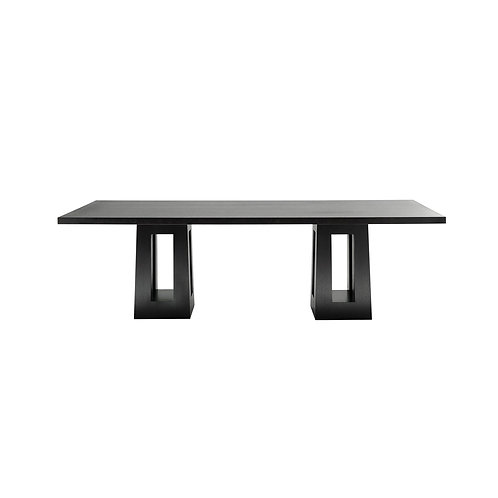 HC28 ALMA Dining Table HC-NO44B-2