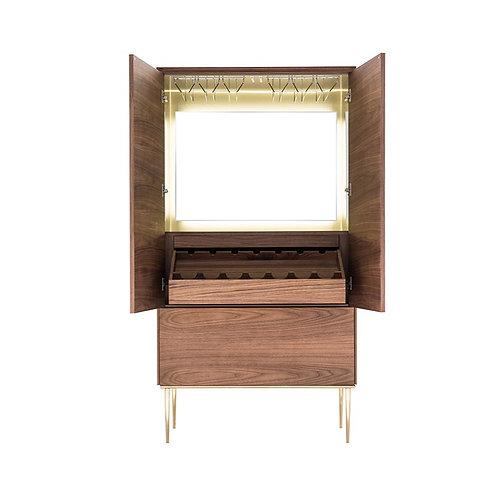 HC28 SCALA Display Cabinet K43