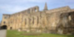 Dunfermline Palace, Scotland, Tours