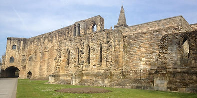 Dunfermline Palace, Scotland, Tours
