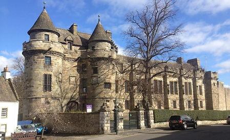 Falkland Palace, Tours, Scotland