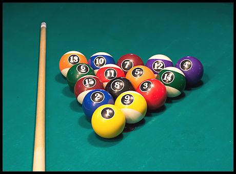 Pool Leagues-Riverside Billiards-Waldoboro, Maine
