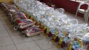 2020 June Food Basket Donation