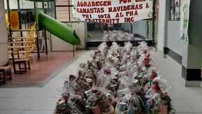 2020 December Food Basket Donation