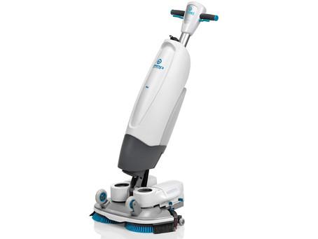 Der neue i-Mop XXL ist da!  Eine Scheuersaugmaschine die neue Massstäbe setzt!
