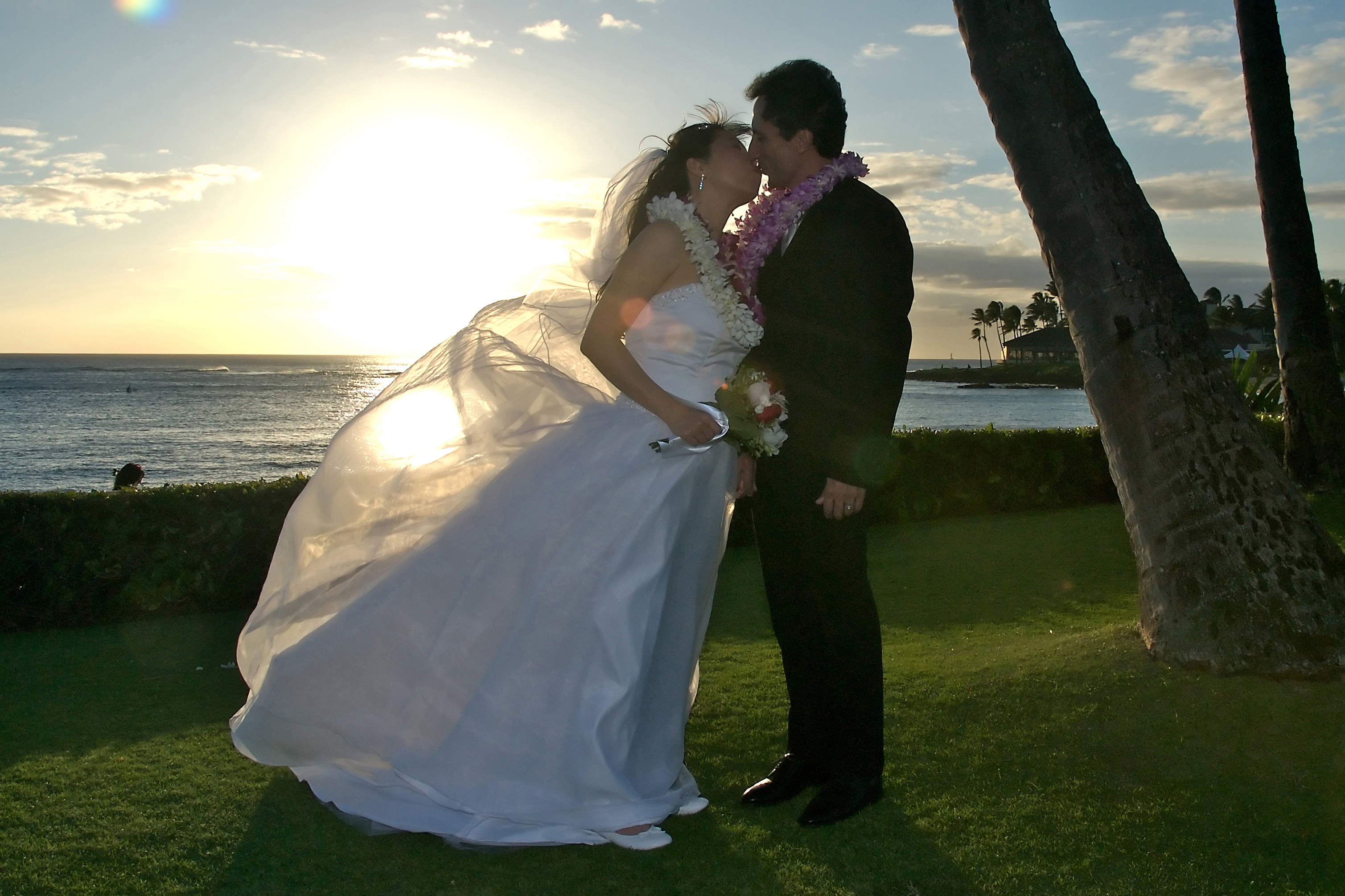 kauai destination wedding beach