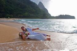 kauai destination wedding beach