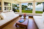 anini beach spacious oceanfront luxury vacation rental north shore kauai