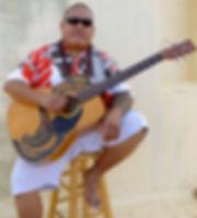 Lenny Brezee Hawaiian Guitar Hula Entertainment