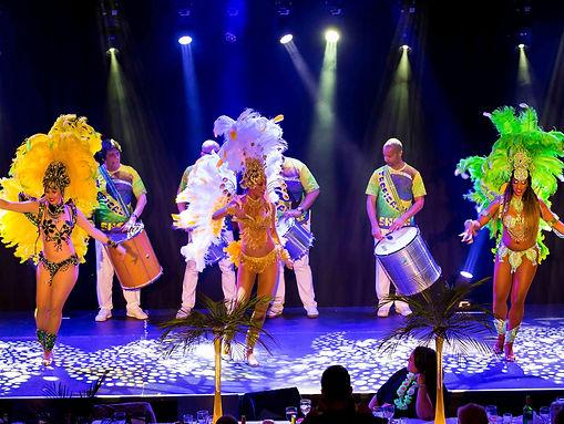 Tropicalia Rio Carnival Show