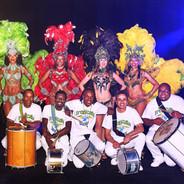 Tropicalia Samba Drummers & Dancers Show