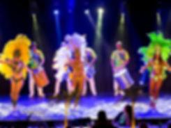 Rio Samba Drummers & Dancers