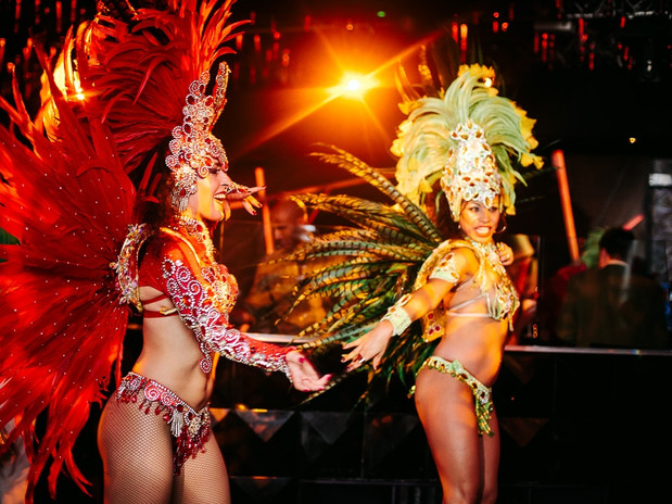 TROPICALIA BRAZILIAN DANCERS