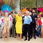 Tropicalia Dancers - ITV This Morning