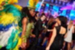 Samba Dancers Show