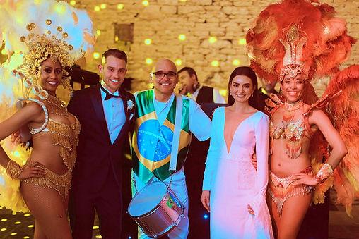 Tropicalia Wedding Entertainment