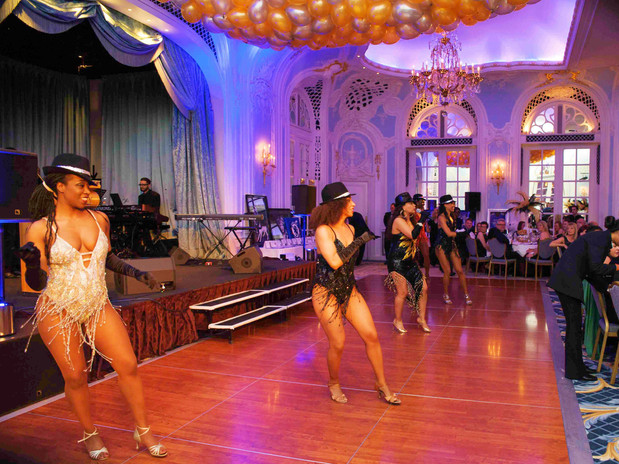 TROPICALIA LATIN CABARET - SAVOY LONDON