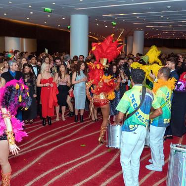Tropicalia Drummers & Dancers Samba Show