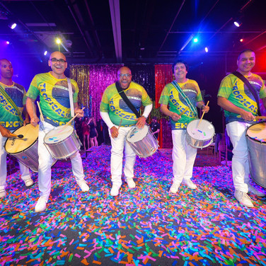 Tropicalia Samba Drummers
