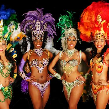 Tropicalia Samba Dancers