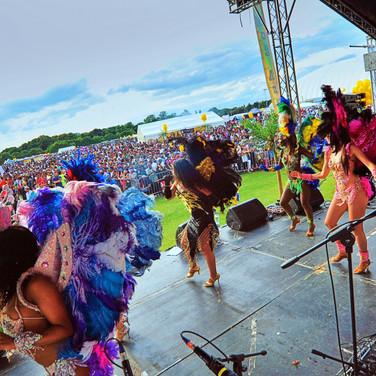 Tropicalia Band & Dancers Show - Goan Festival