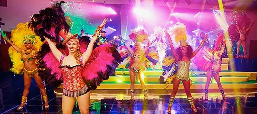 Tropicalia Brazilian Stage Show