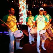 Tropicalia Rio Samba Drummers