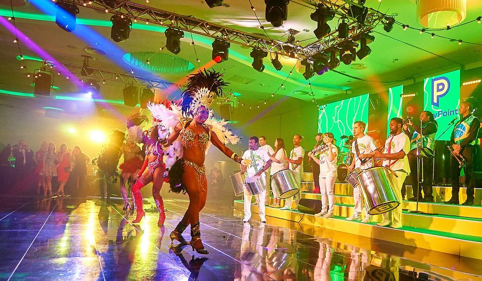 Carnival Dancers Show