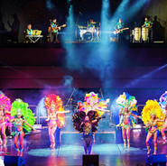 Tropicalia Band & Dancers Show