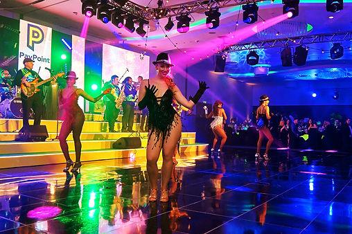 Tropicalia Latin Cabaret Show