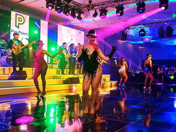 TROPICALIA LATIN CABARET - LONDON HILTON