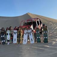 Desierto de Huacachina
