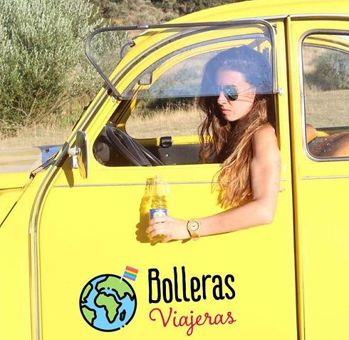 """""""Bolleras viajeras"""" es una agencia de viajes para mujeres lesbianas, bisexuales, transexuales, LGTBI o lesbian friendly a las que les guste viajar y hacer turismo. Viajes en grupo para conocer gente, viajes en familia o para solteras. Viajes por España, Europa o el resto del mundo."""