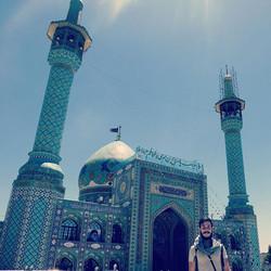 Cheguei ao Irã, que país doido! E incrível!__Meu plano original era chegar a India atraves