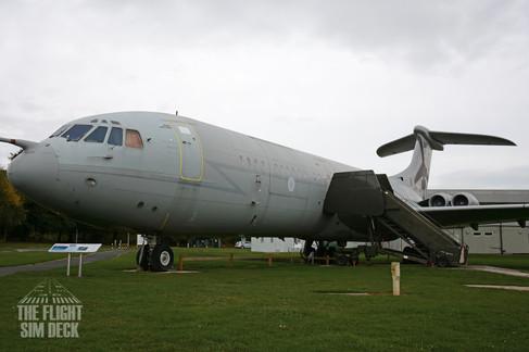 Vickers VC10 Bob At the Cosford Royal Ai