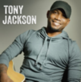 Tony Jackson Album Cover
