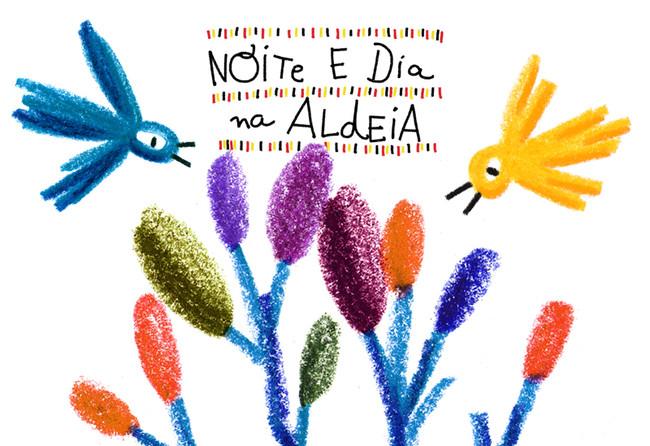 Noite e Dia na Aldeia (2014)