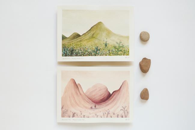 Desertos Imaginários I