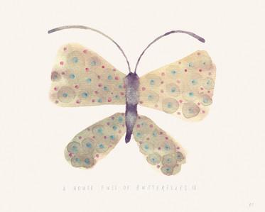 A House Full of Butterflies III